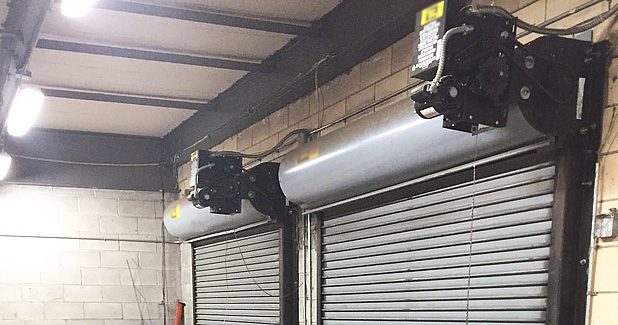 Automated Rolling Door Motor Baltimore