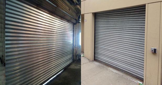 Overhead garage door or rolling gate solid roll up gates solutioingenieria Gallery